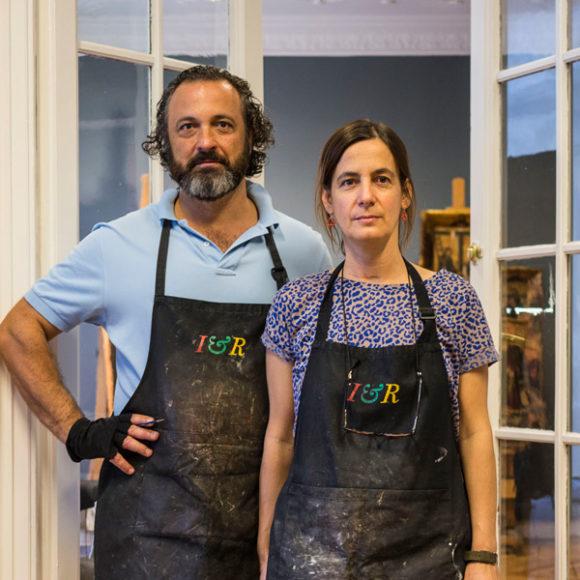 Adelina Illán Gutiérrez & Rafael Romero Asenjo