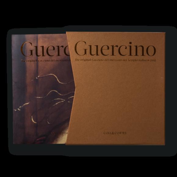 """""""Technique and restoration process"""" en Guercino"""