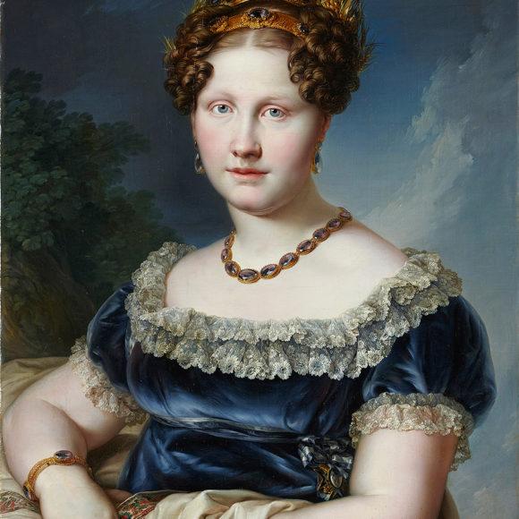 Retrato de la infanta Carlota