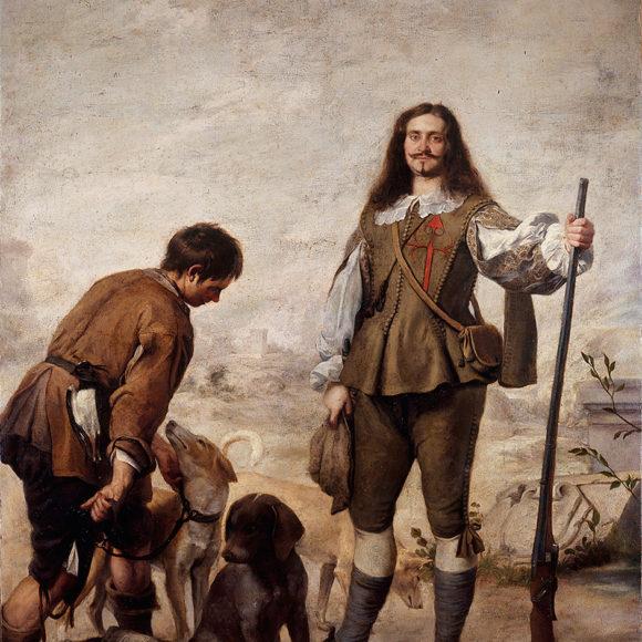 Retrato del Marqués de Legarda