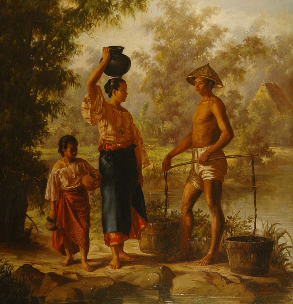 Campesinos filipinos