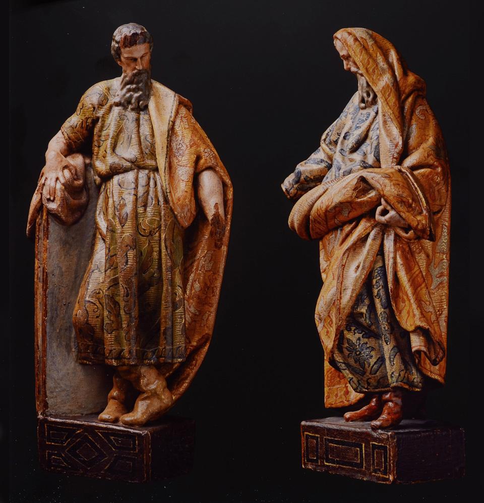 Moisés y Elías