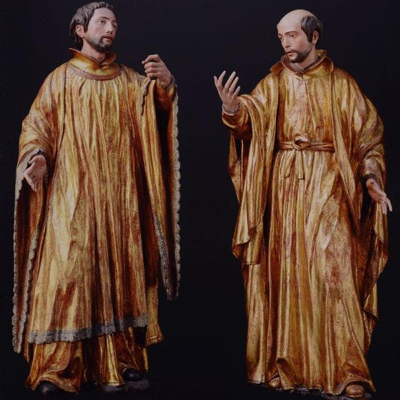San Francisco Javier y San Francisco de Borja