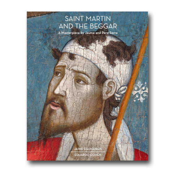 Saint Martin and the beggar by Jaume and Pere Serra en Velasco